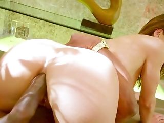 Mouth watering white hooker Abella Danger gets her throated and goes black