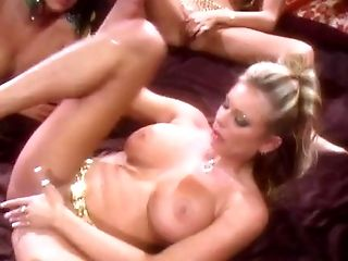 Huge lesbian orgy with the ladies who know how to use the sex toys