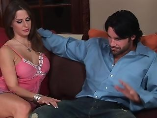 Rachel Roxxx Cums On Big Cock