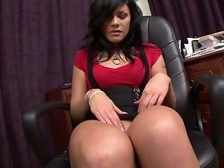 Hottest pornstar Andy San Dimas in crazy dildos/toys, tattoos xxx video