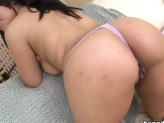 Spanish Beauty With A Greek Ass Desire