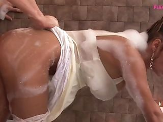 Anal Sex, Ass, Babe, BBW, Big Tits, Blonde, Coach, Cowgirl, Creampie, Fitness,
