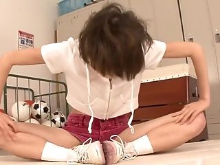 Amazing Japanese girl Akina Hara in Hottest JAV uncensored Creampie clip