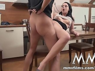 Exotic pornstar in Best Hardcore, German adult movie