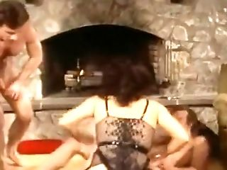 Incredible Amateur clip with Stockings, Brunette scenes