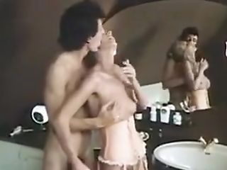 Horny Homemade movie with Vintage, Mature scenes
