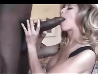 Cuckold Archive Vintage amateur MILF with huge BBC bull