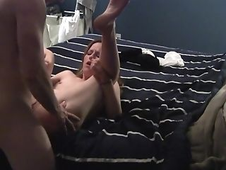 Gorgeous MILF has huge squirting orgasm